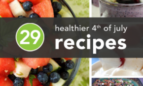 Healthy 4th Of July Recipes | Greatist – Healthy Fourth Of July Recipes