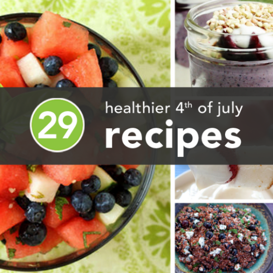 Healthy 4th of July Recipes | Greatist - healthy fourth of july recipes