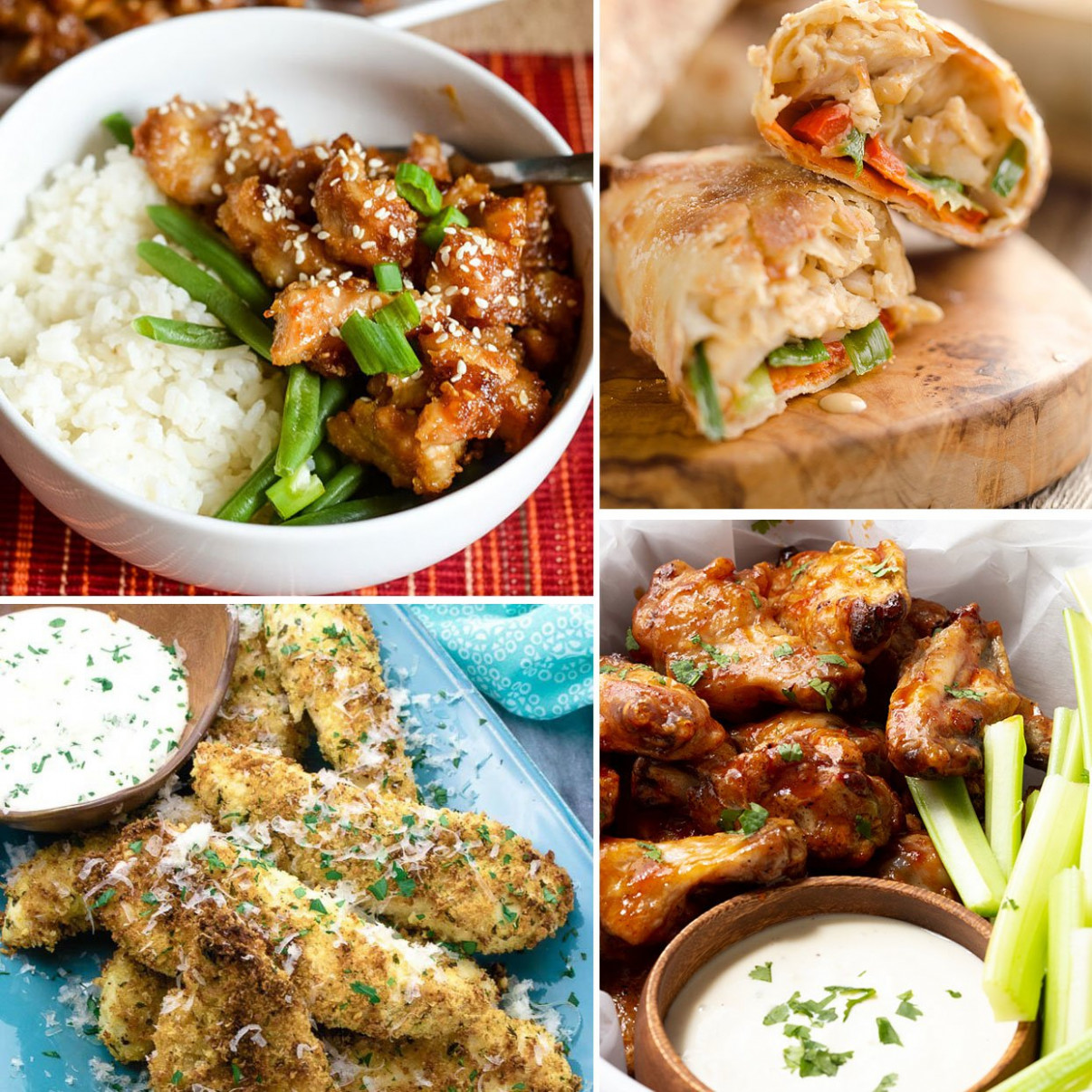 Healthy Air Fryer Chicken Recipes | Shape - recipes air fryer chicken wings