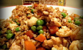 Healthy And Easy Chicken Fried Rice Recipe With Minute ..
