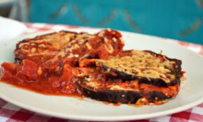 Healthy and Easy Eggplant Parmesan – BIG EATS tiny kitchen