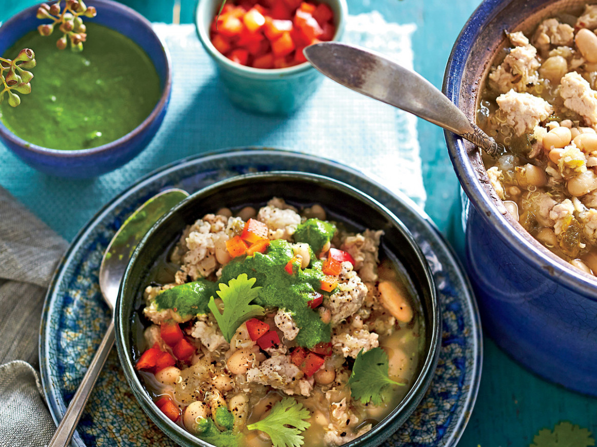 Healthy And Light Recipes - Southern Living - Recipes Light And Healthy