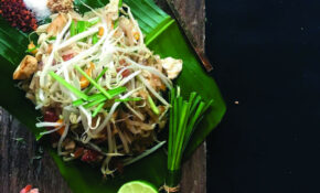Healthy And Savory Pad Thai Recipe Reddit To Share With ..