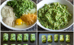 Healthy Baked Broccoli Tots – Healthy Recipes Low Calories