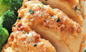 HEALTHY BAKED PARMESAN CHICKEN – 15K Recipes | Weight Watcher ..