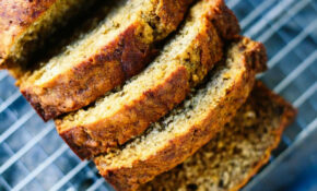Healthy Banana Bread – Healthy Recipes Simple