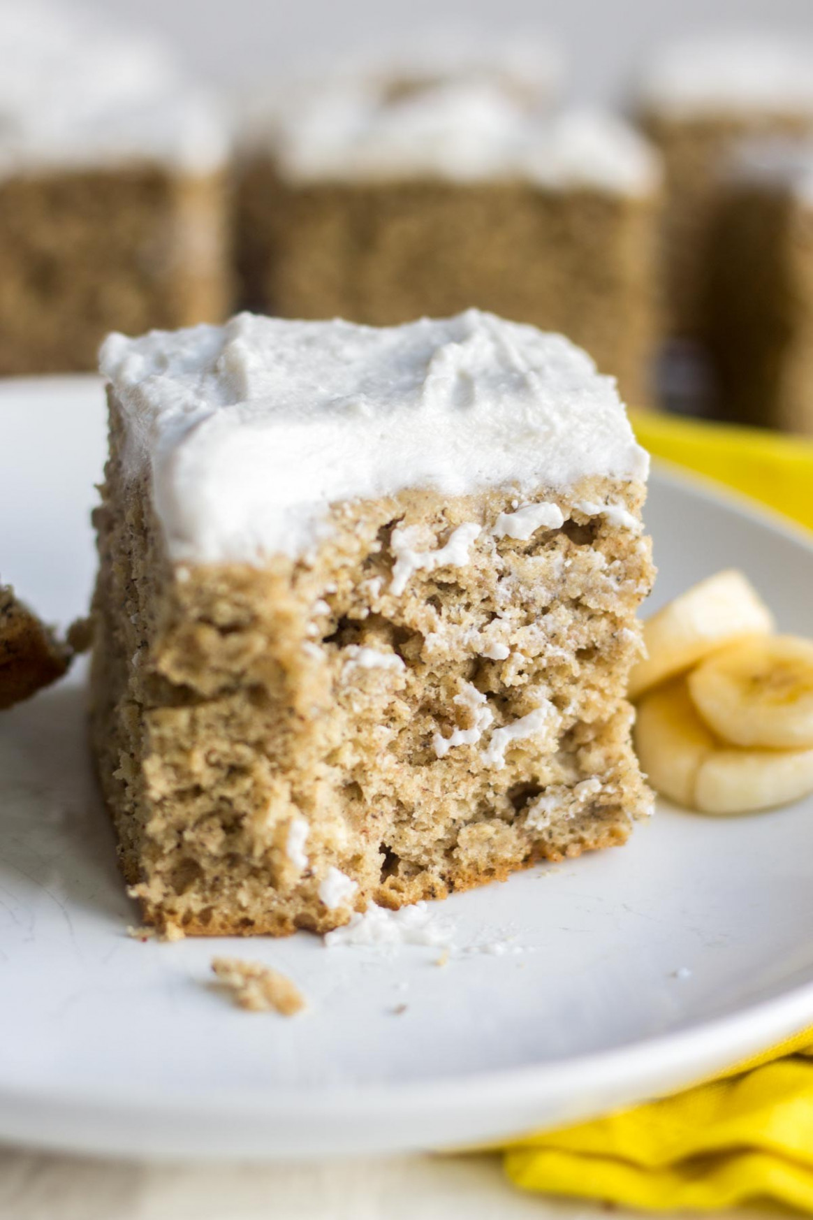 Healthy Banana Cake - healthy recipes south africa