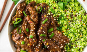 Healthy Beef And Broccoli – Healthy Recipes Broccoli
