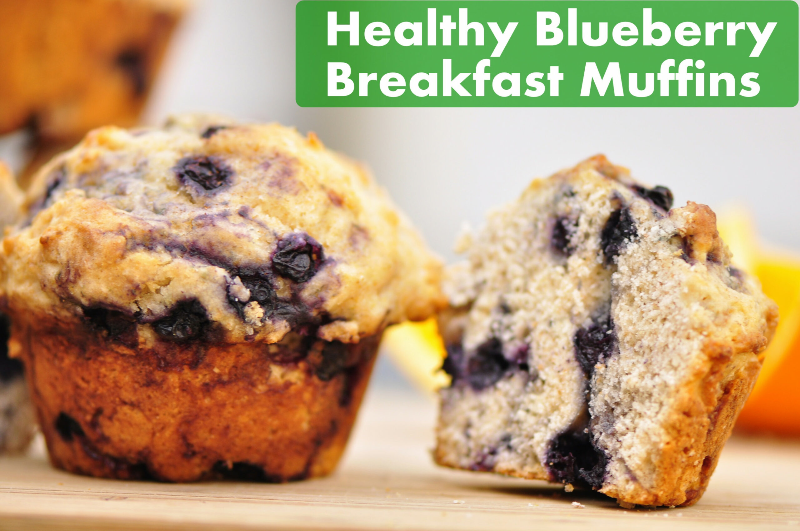 Healthy Blueberry Breakfast Muffins – the vegetarian ginger - recipes breakfast muffins healthy