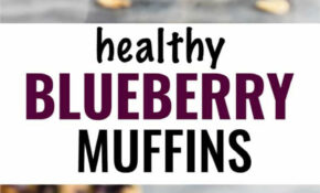 Healthy Blueberry Muffins Recipe – Recipes Blueberry Muffins Healthy