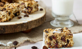 Healthy Breakfast Bars Recipe | Odlums – Recipes Breakfast Bars Healthy