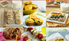 Healthy Breakfast Ideas For Kids – Healthy Recipes For Breakfast