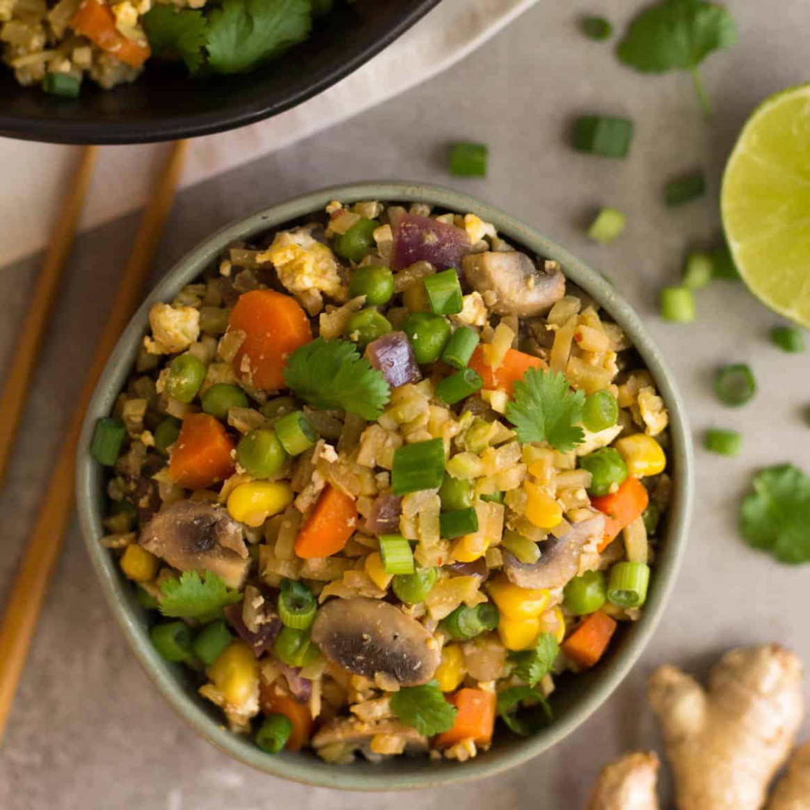 Healthy Broccoli Fried Rice - healthy recipes rice