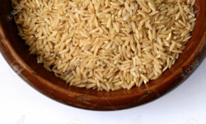 Healthy Brown Rice Uncooked, Close Up Shot – Healthy Brown Rice Recipes