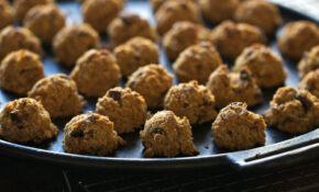 Healthy Carrot Oatmeal Bites – Healthy Recipes High In Iron