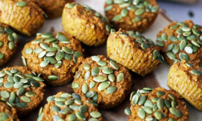 Healthy Carrot Pumpkin Muffins – Yay! For Food – Recipes Using Pumpkin Puree Healthy