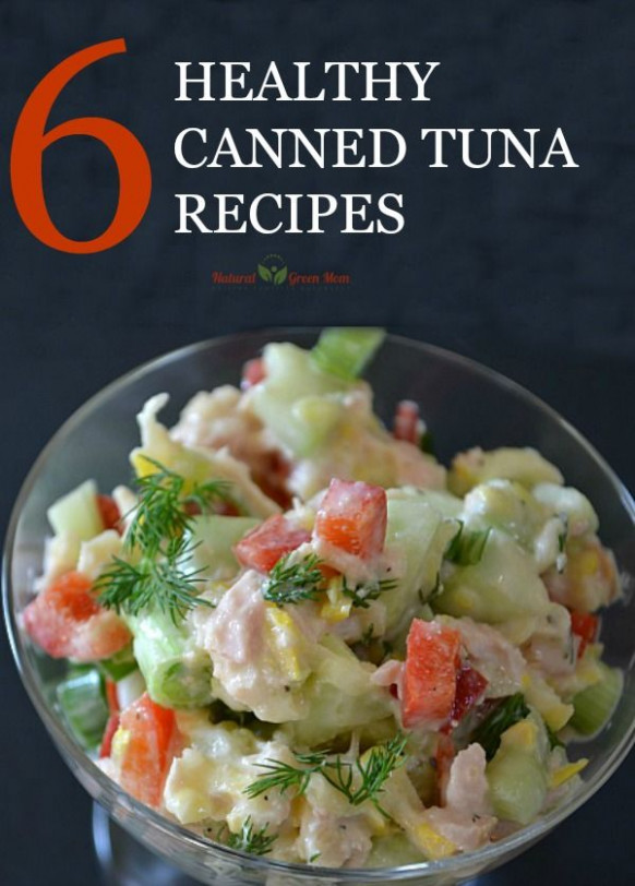 Healthy, Cheap Eating: 6 Easy Canned Tuna Recipes with ..