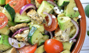 Healthy Chicken And Avocado Salad – OMG Chocolate Desserts – Chicken Recipes Dinner Healthy