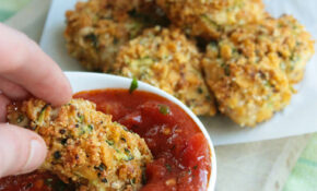 Healthy Chicken And Zucchini Nuggets – The Petite Cook – Healthy Chicken And Zucchini Recipes