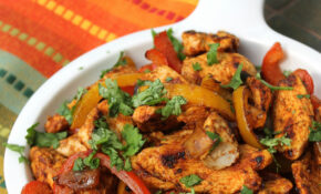 Healthy Chicken Fajitas And Peppers – Organic Chicken Recipes Dinner