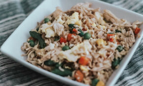 Healthy Chicken Fried Rice – Healthy Chicken And Rice Recipes