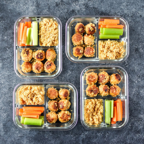Healthy Chicken Meal Prep Recipes And Ideas - Style Motivation - Chicken Recipes Meal Prep