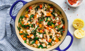 Healthy Chicken Noodle Soup – Chicken Recipes Soup