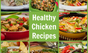 Healthy Chicken Recipes | EverydayDiabeticRecipes.com