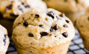 Healthy Chocolate Chip Muffins – Recipes Muffins Healthy