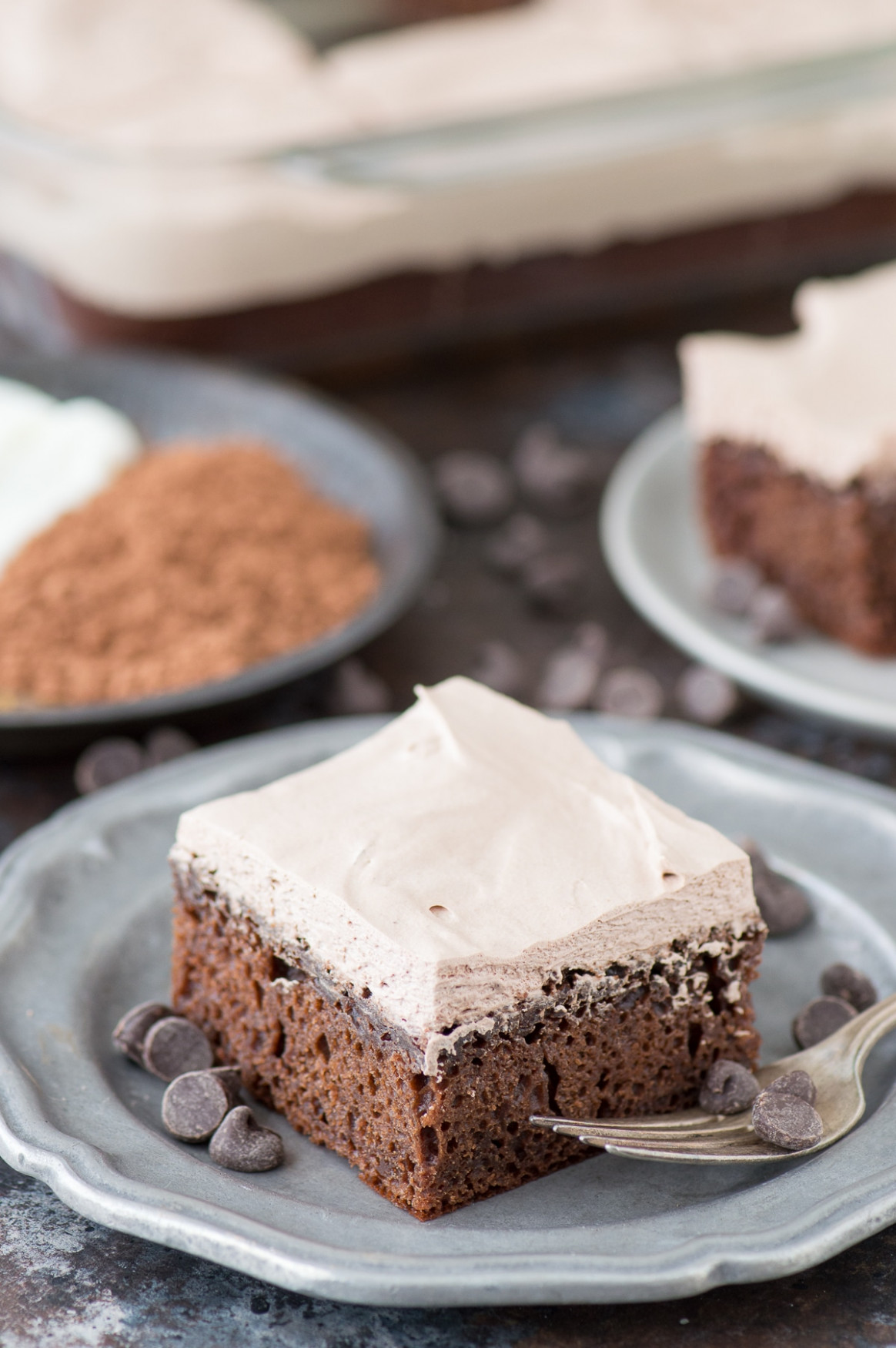 Healthy Chocolate Fudge Cake | The First Year - healthy recipes cakes