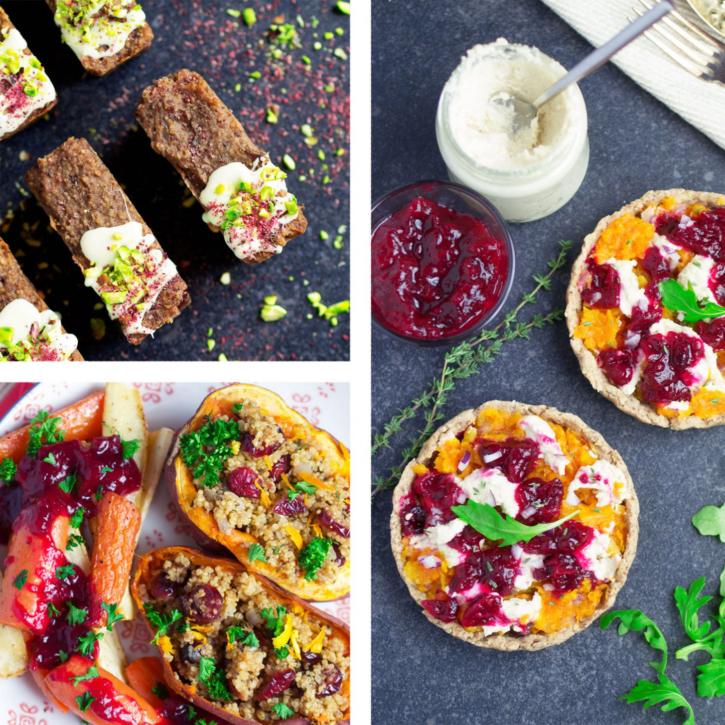 Healthy Christmas Day Breakfast, Lunch and Dinner Ideas ..