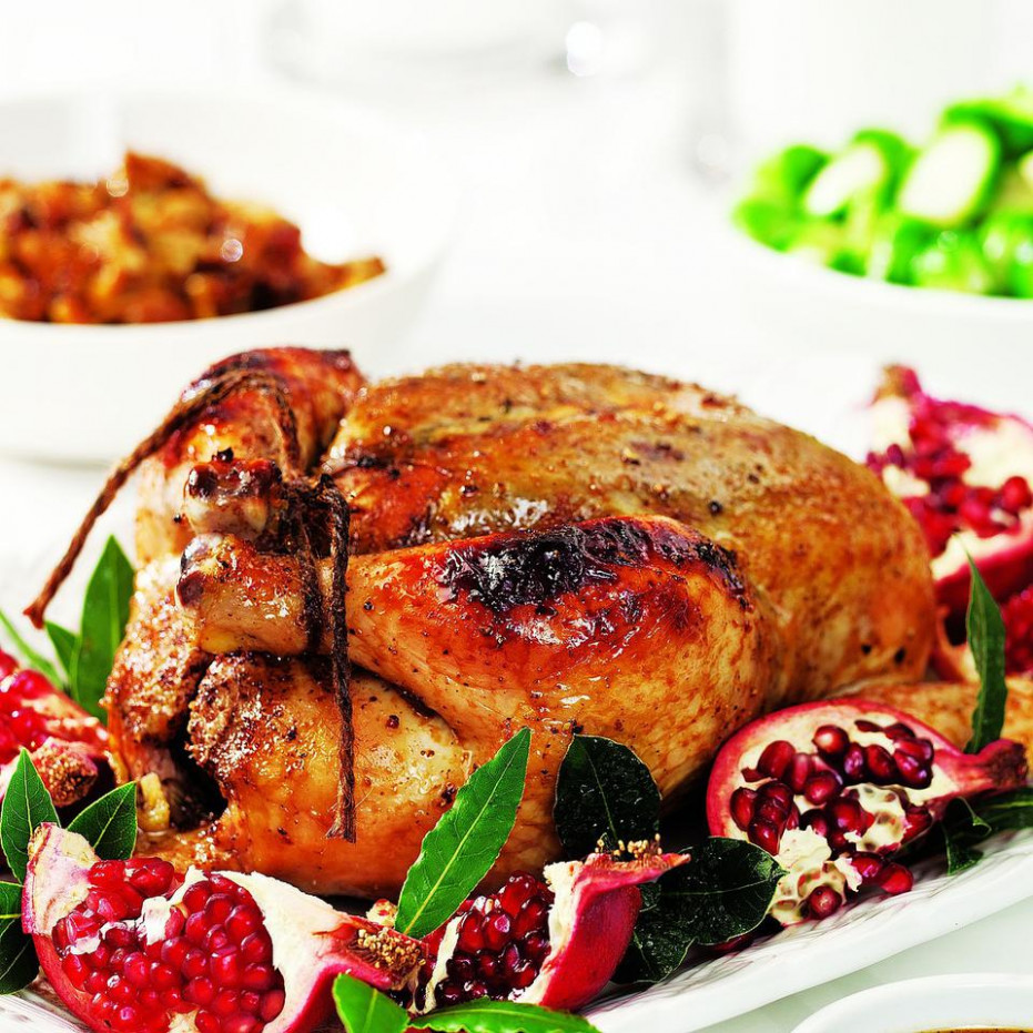 Healthy Christmas Holiday Recipes - EatingWell - food recipes for xmas