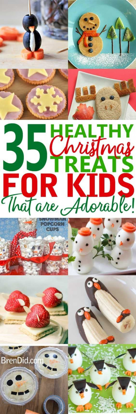 Healthy Christmas Treats for Kids | Christmas ideas ..