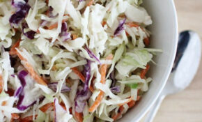Healthy Coleslaw Recipe – Super Healthy Kids – Healthy Recipes Coles