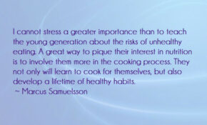 Healthy Cooking Quotes: Top 14 Quotes About Healthy ..
