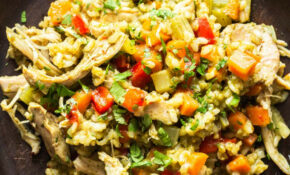 Healthy Crock Pot Chicken And Rice – Green Healthy Cooking – Recipes In Crock Pot With Chicken
