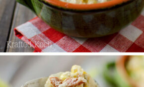 Healthy Crock Pot Jalapeno, Chicken & Sweet Corn Soup – Recipes Healthy Crock Pot