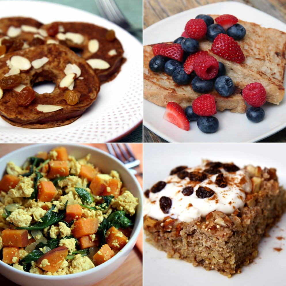 Healthy, Dairy Free Breakfast Recipes | POPSUGAR Fitness ..