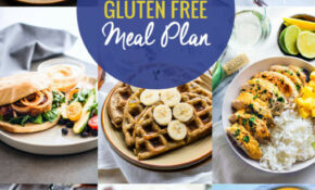Healthy Dairy Free, Gluten Free Meal Plan Recipes | Cotter ..