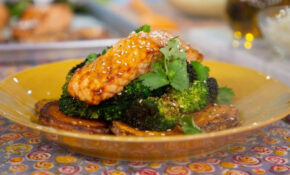 Healthy Dinner Recipes: Make Jessica Sepel's 1 Pan Salmon ..