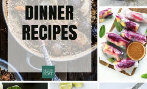 Healthy Dinner Recipes That Make It Easy | HuffPost Life – Recipes Healthy Dinner For Two