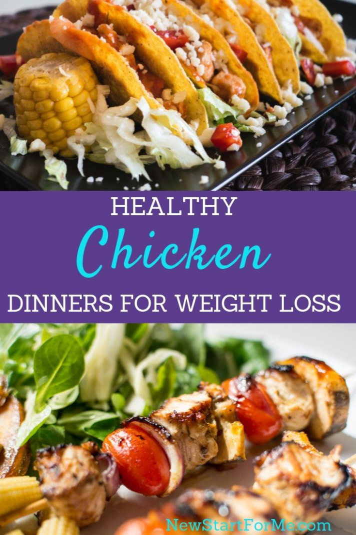 Healthy Dinner Recipes With Chicken For Weight Loss | Best ..