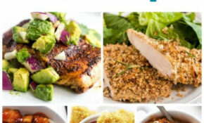 Healthy Dinner Roundup | The Recipe Critic – Healthy Recipes Dinner