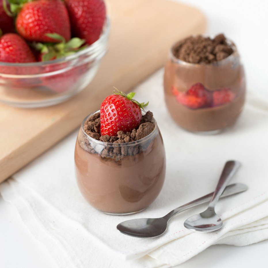 Healthy Dirt Pudding Cup Recipe - EatingWell - healthy recipes eating well