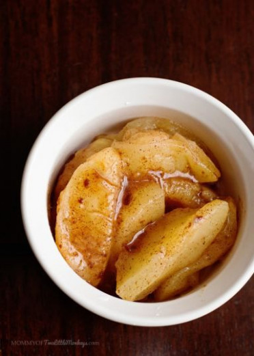 Healthy & Easy Baked Apple Microwave | Recipe | Fitness ..