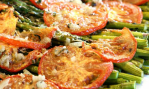 Healthy Easy Dinner Recipes: Tuscan Roasted Asparagus | It ..