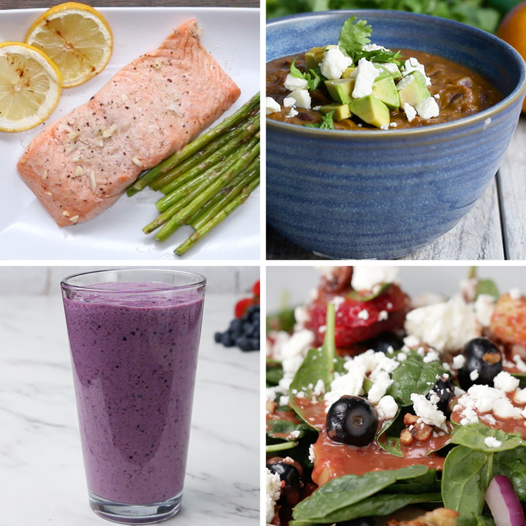 Healthy Eating Recipes – Tasty - recipes that are healthy