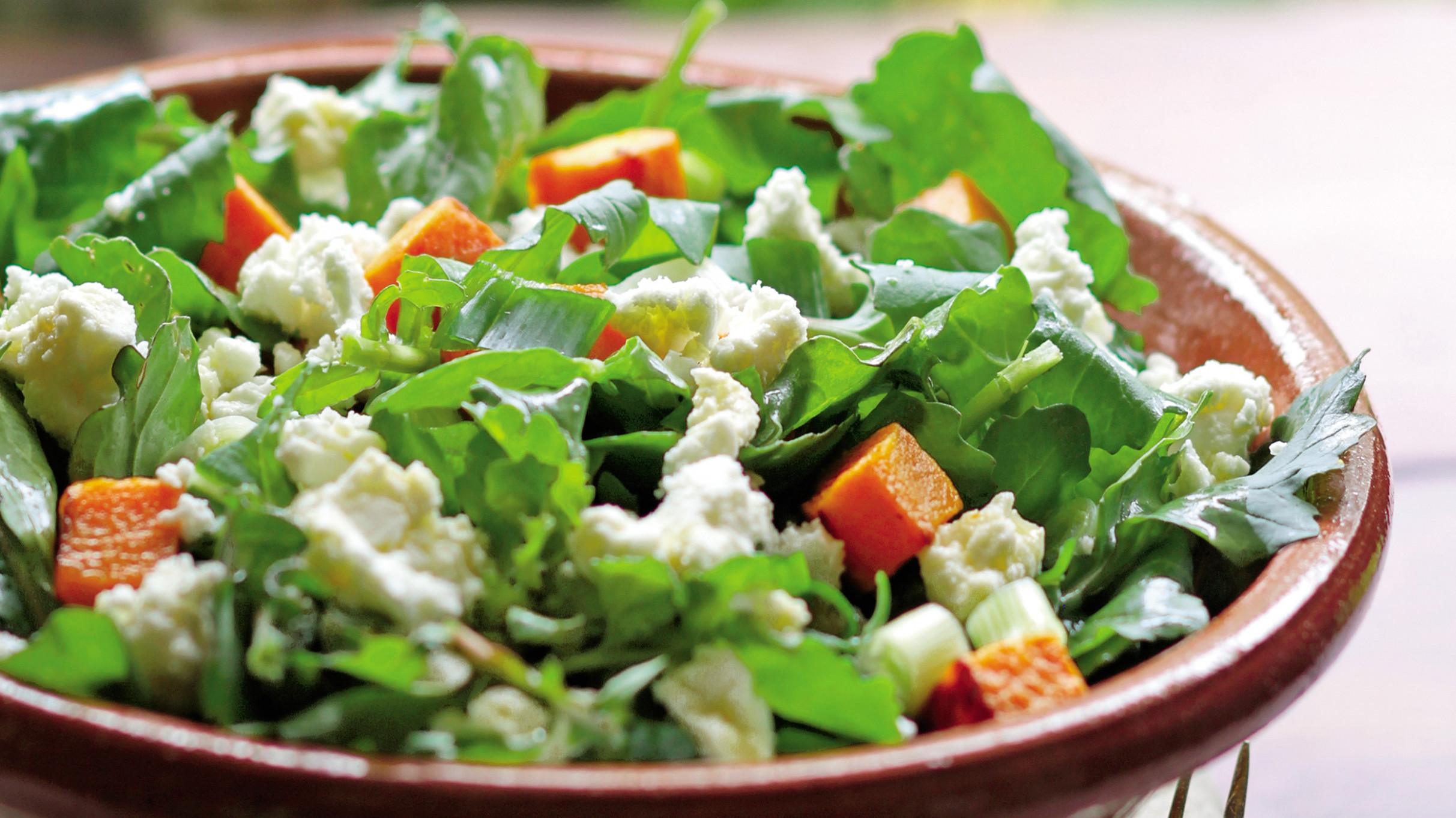 Healthy eating secrets and 3 super salad recipes from ..