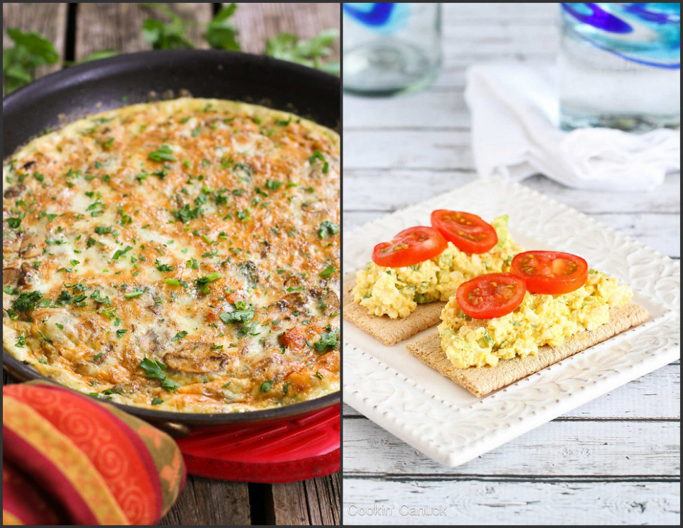 Healthy Egg Recipes - healthy recipes eggs