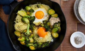 Healthy Egg Skillet – Recipes Using Egg Yolks Healthy